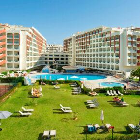 Portugal: 7 Tage im 4* Hotel mit All Inclusive, Flug, Transfer & Zug für 375€