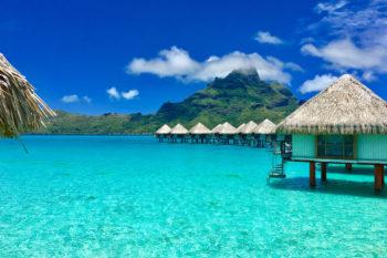 Rundreise: Flüge für 3 Wochen San Francisco, Tahiti, Bora Bora & zurück nur 1.151€