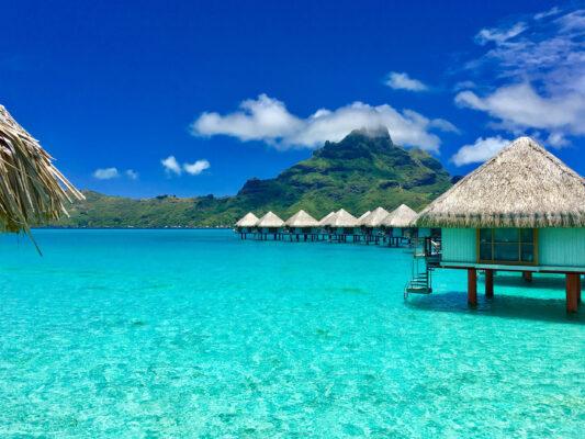 Bora Bora Otemanu Bungalow