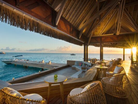 Conrad Bora Bora Lounge