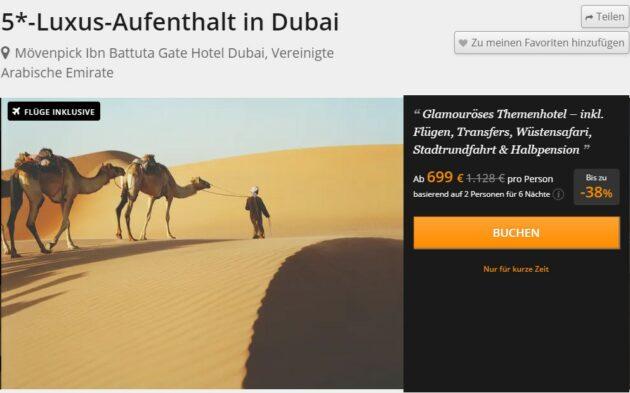 6 Tage Dubai