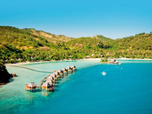 Fiji Liluliku Lagoon Resort