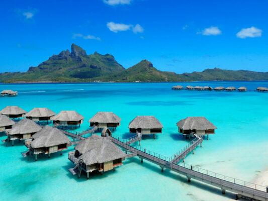 Four Seasons Resort oben