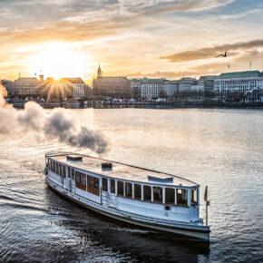 Hamburg Hafen Boot