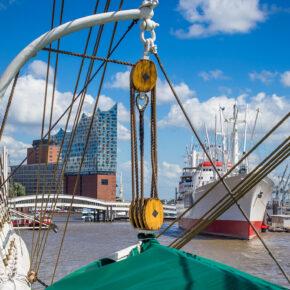 Hamburg Hafen Schiffe