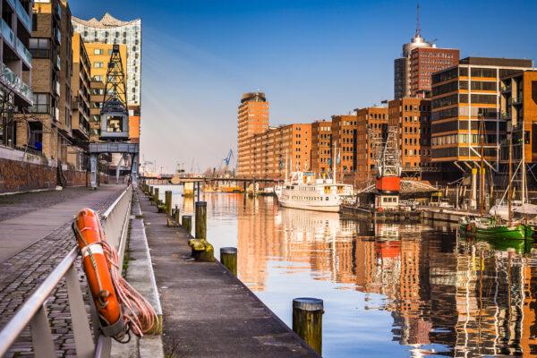 Hamburg Hafenstadt Schiffe