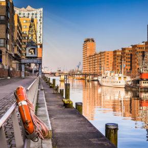 Hamburg Kurztrip: 3 Tage im Hotel zentral in der Metropole mit Zügen nur 162€