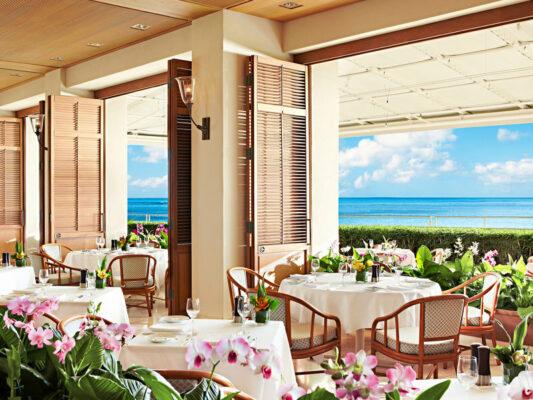 Hawaii Halekulani Hotel
