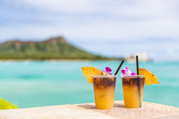 Hawaii Honolulu Cocktails