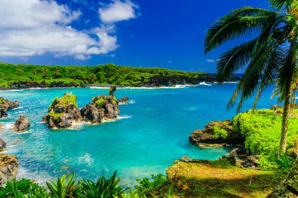 Hawaii Maui Road to Hana