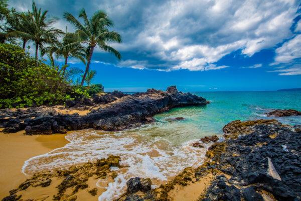 Hawaii Secret Beach
