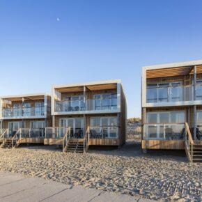 Stylische Beach-Villa in Südholland: 5 Tage Nordsee in Hoek van Holland ab 46€ p.P. (auch über Silvester)