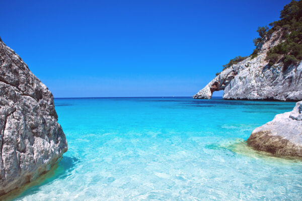 Italien Sardinien Cala Goloritze