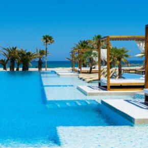 Sommer in Tunesien: 7 Tage im 5* AWARD Strandhotel mit All Inclusive, Flug, Transfer & Zug nur 574€