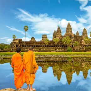 Wahnsinn: 7 Tage Kambodscha im neueröffneten TOP 5* Hotel für 75€