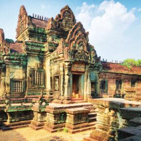 Kambodscha Banteay Samre Tempel