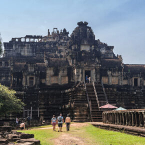 Kambodscha Baphuon Tempel