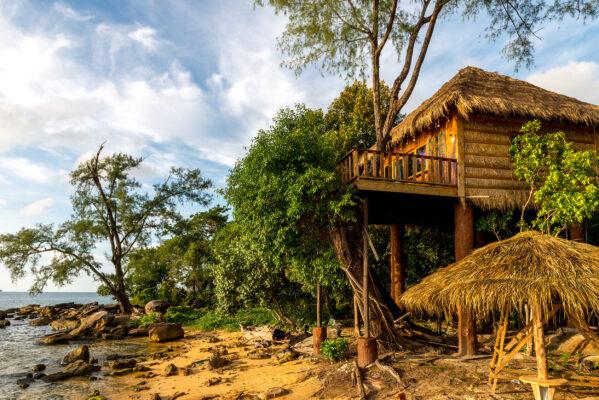 Kambodscha Koh Rong Bungalow