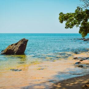 Kambodscha Koh Rong Samloem Beach