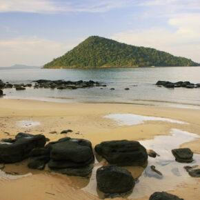 Kambodscha Koh Rong Samlon Island