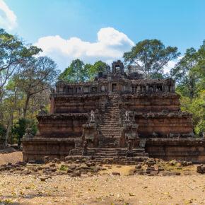 Kambodscha Phimeanakas Tempel