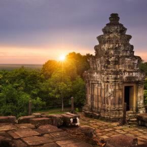 Die TOP 13 der schönsten Tempel in Kambodscha