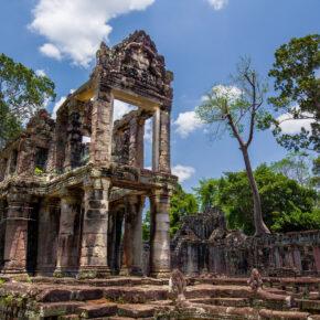 Kambodscha Prasat Preah Khan Tempel