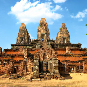 Kambodscha Pre Rup Tempel