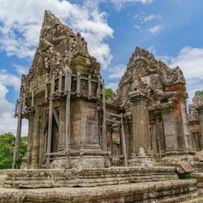 Kambodscha Preah Vihear Tempel