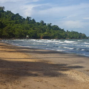 Kambodscha Tonsay Island