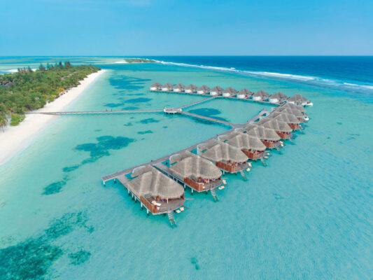 Kanuhura Maldives Insel