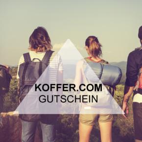 Koffer.com Gutschein: 10% auf das gesamte Sortiment sparen