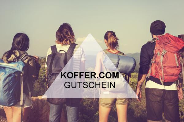 Koffer.com Gutschein