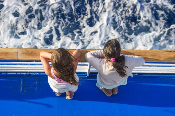 Kreuzfahrt Kinder