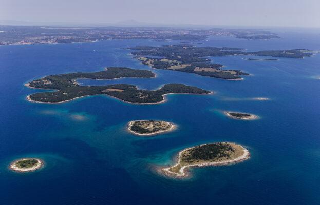 Kroatien Inseln