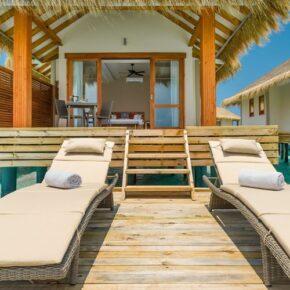 Kudafushi Resort Bungalow