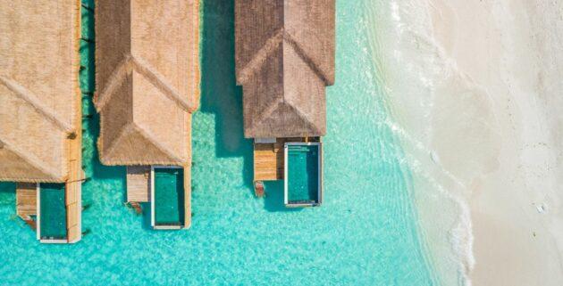 Kudafushi Resort Oben