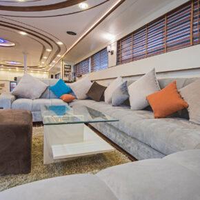 Luxus Kreuzfahrt Schiff Innenbereich