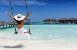 Malediven Luxus: 9 Tage im TOP 5* Resort mit Halbpension, Flug, Transfer & Extras ab 2.218€