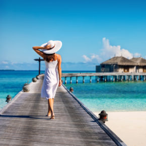 Bock auf Traumurlaub? 9 Tage Malediven im TOP 4* RIU Hotel mit All Inclusive, Flug, Transfer & Zug für 1.926€