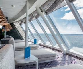 Mein Schiff Herz Himmel Meer-lounge
