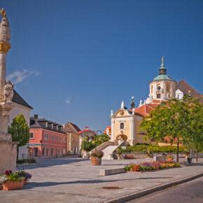 Top 7 Sehenswürdigkeiten in Eisenstadt: Die Highlights im Überblick
