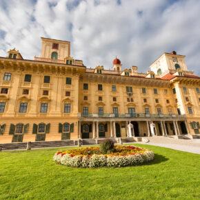 Österreich Eisenstadt Palast