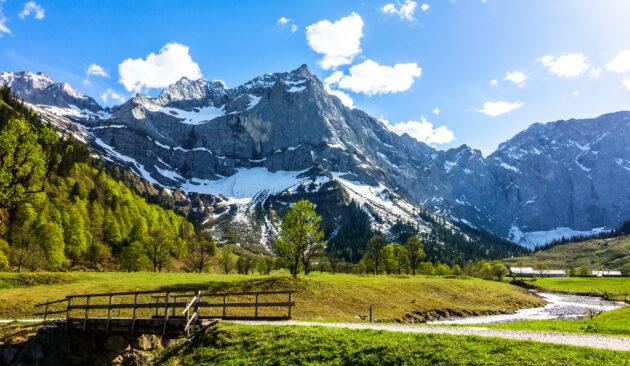 Österreich Karwendel Engalm
