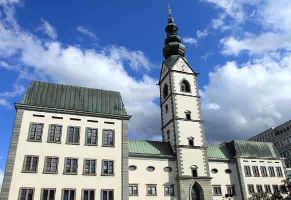 Österreich Klagenfurt Kathedrale