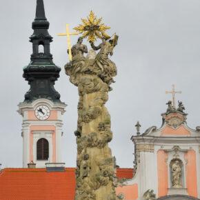 Österreich St. Pölten Kirche