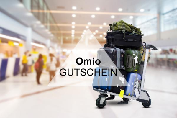 Omio Gutschein