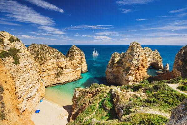 Portugal Algarve Lagos