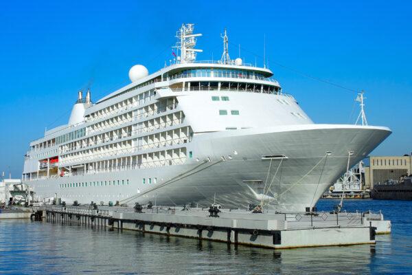 Russland St Petersburg Kreuzfahrt Schiff
