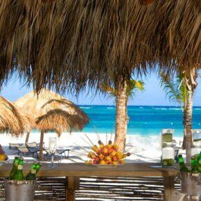Secrets Royal Beach Bar